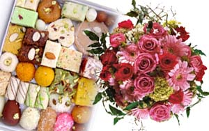 Half kilo Mithai and Bunch of Assorted 
